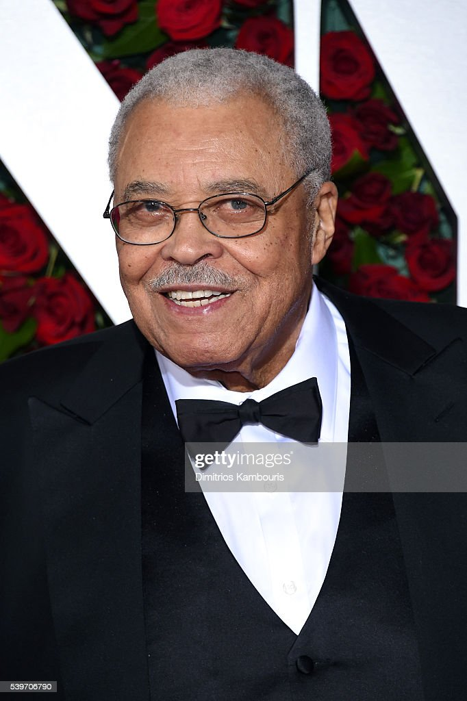 Actor James Earl Jones attends the 70th Annual Tony Awards at The Beacon Theatre on June 12, 2016 in New York City.