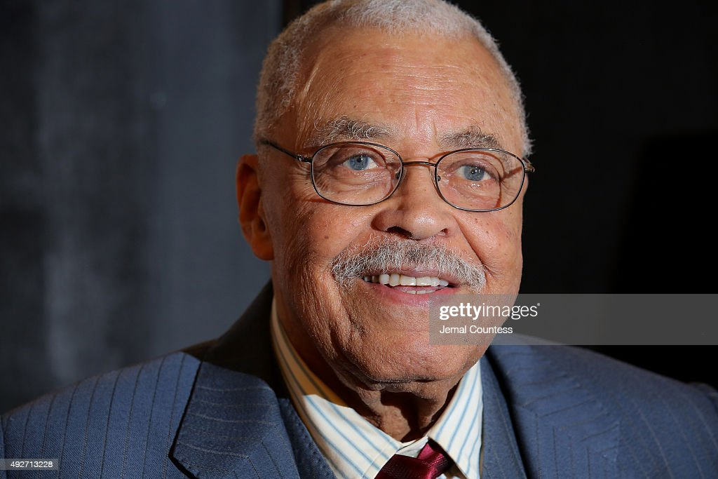 Actor James Earl Jones attends the 'The Gin Game' Broadway opening night after party at Sardi's on October 14, 2015 in New York City.