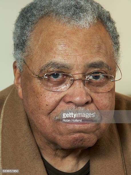 Actor James Earl Jones backstage in his Cat on a Hot Tin Roof dressing room Broadhurst Theater New York City