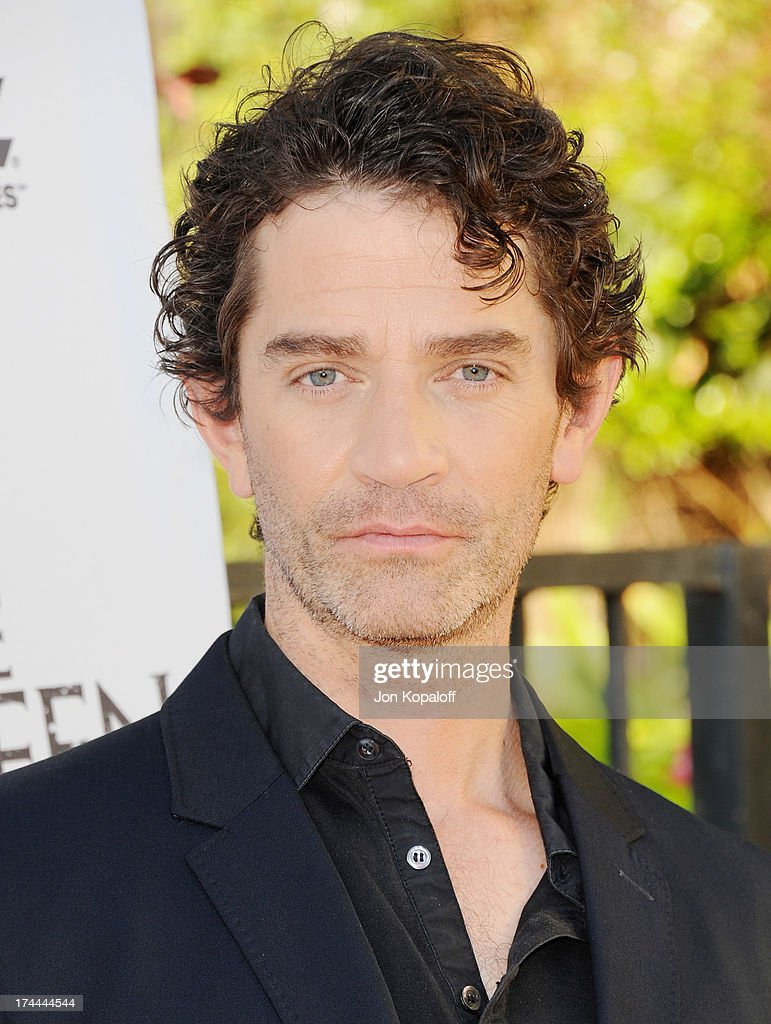 Actor <a gi-track='captionPersonalityLinkClicked' href=/galleries/search?phrase=James+Frain&family=editorial&specificpeople=2240982 ng-click='$event.stopPropagation()'>James Frain</a> arrives at Cocktails With The Queen-The British Consulate Toasts The U.S. Launch Of The Starz Original Series 'The White Queen' at British Consul General's Residence on July 25, 2013 in Los Angeles, California.