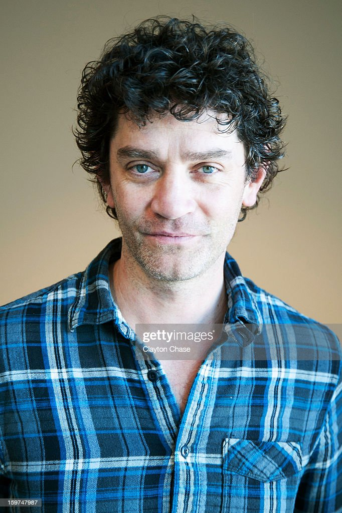 Actor <a gi-track='captionPersonalityLinkClicked' href=/galleries/search?phrase=James+Frain&family=editorial&specificpeople=2240982 ng-click='$event.stopPropagation()'>James Frain</a> attends the 'Inequality For All' premiere at Prospector Square during the 2013 Sundance Film Festival on January 19, 2013 in Park City, Utah.