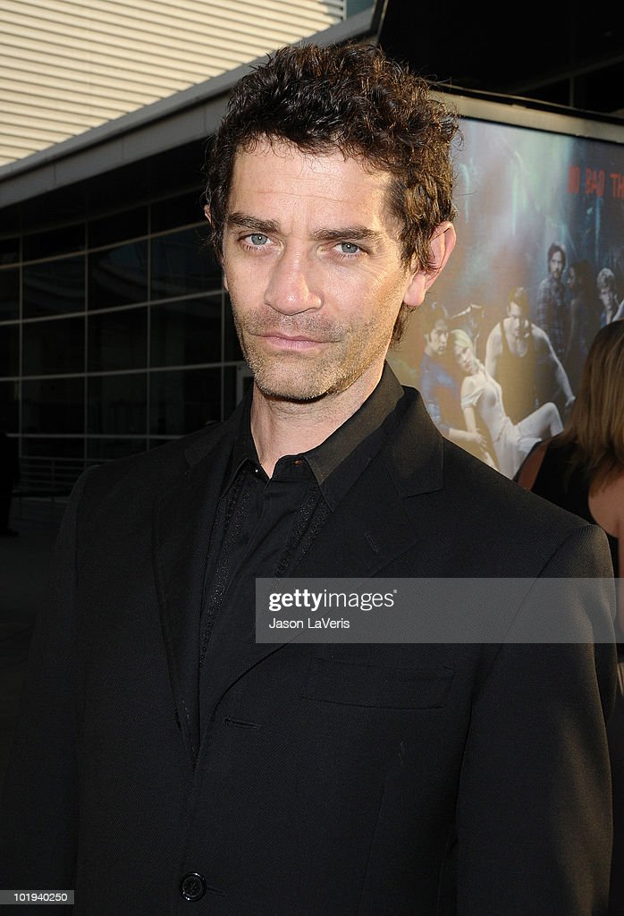 Actor James Frain attends the third season premiere of HBO's 'True Blood' at ArcLight Cinemas Cinerama Dome on June 8, 2010 in Hollywood, California.