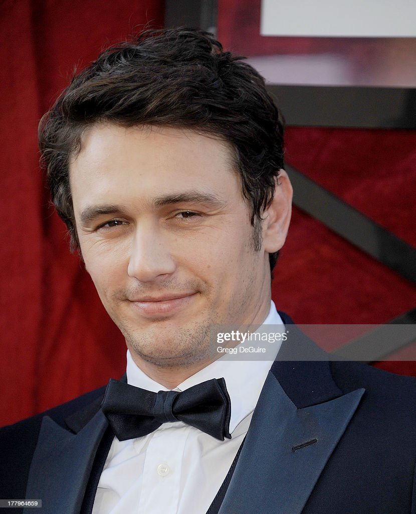 Actor James Franco arrives at the Comedy Central Roast of James Franco at Culver Studios on August 25, 2013 in Culver City, California.