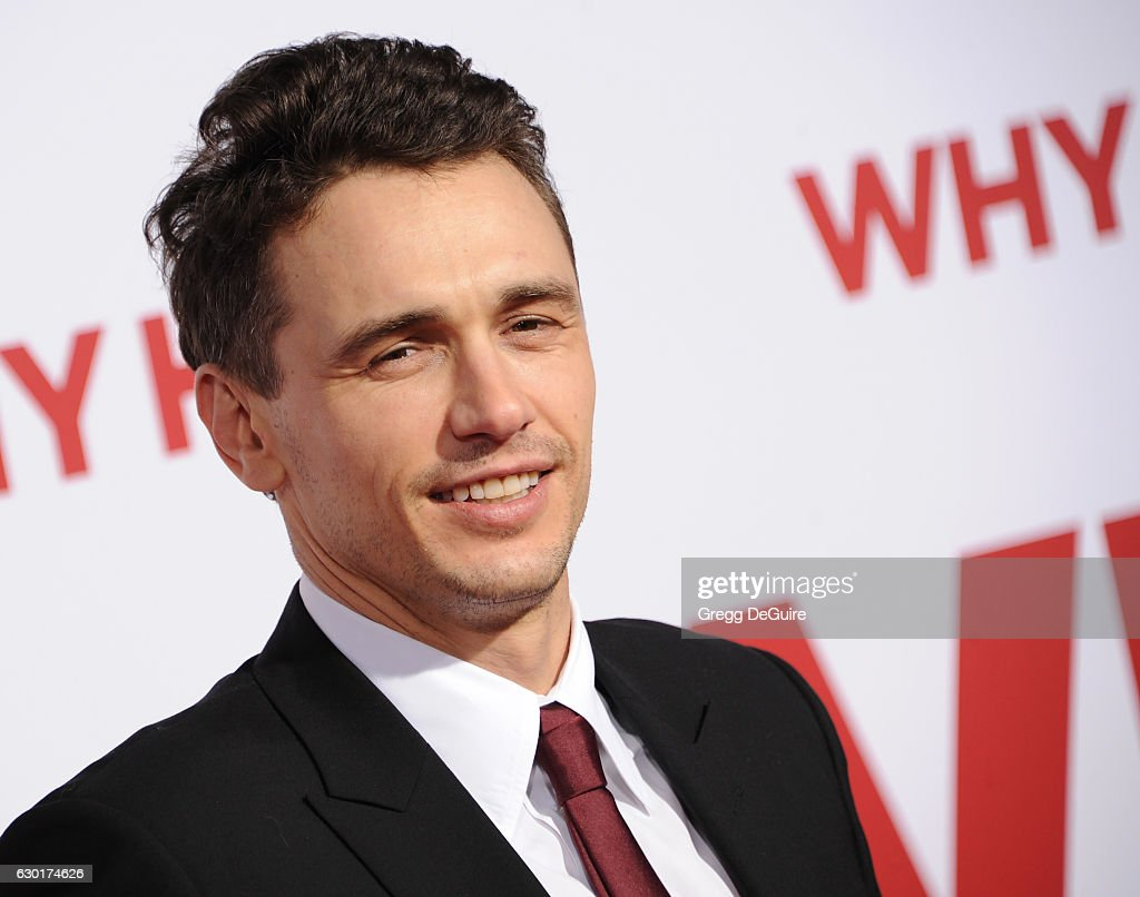 Actor James Franco arrives at the premiere of 20th Century Fox's 'Why Him?' at Regency Bruin Theater on December 17, 2016 in Westwood, California.