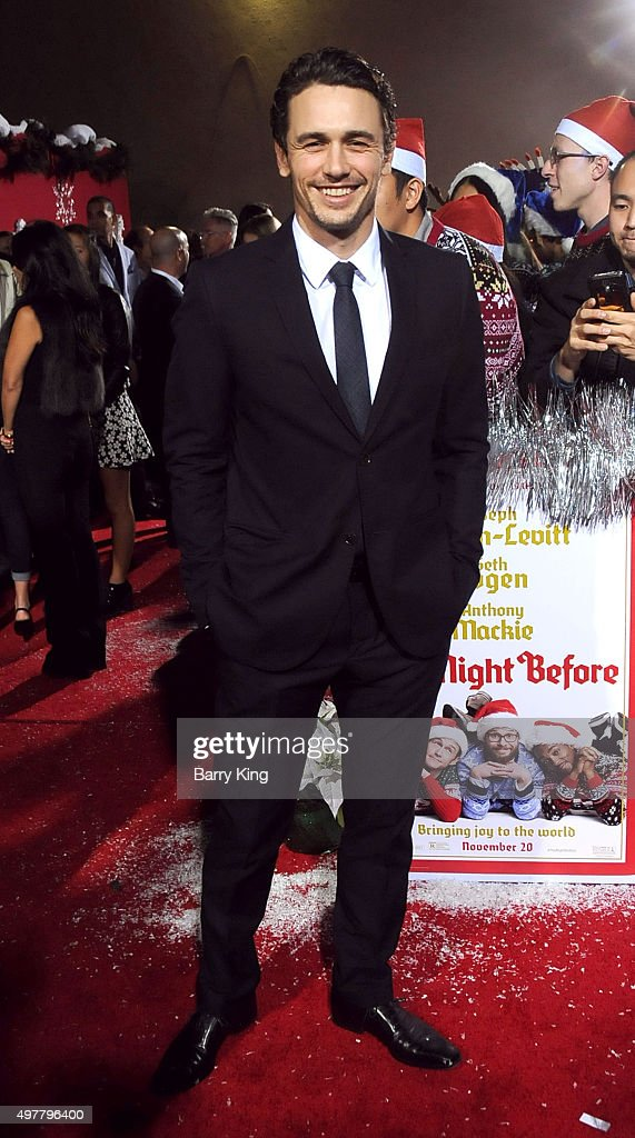 """Premiere Of Columbia Pictures' """"The Night Before"""" - Arrivals"""