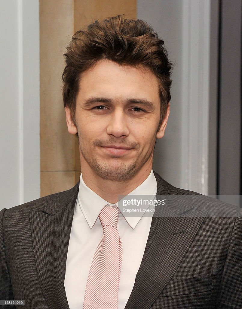 Actor <a gi-track='captionPersonalityLinkClicked' href=/galleries/search?phrase=James+Franco&family=editorial&specificpeople=577480 ng-click='$event.stopPropagation()'>James Franco</a> attends the after party for the Gucci and The Cinema Society screening of 'Oz the Great and Powerful' at Harlow on March 5, 2013 in New York City.