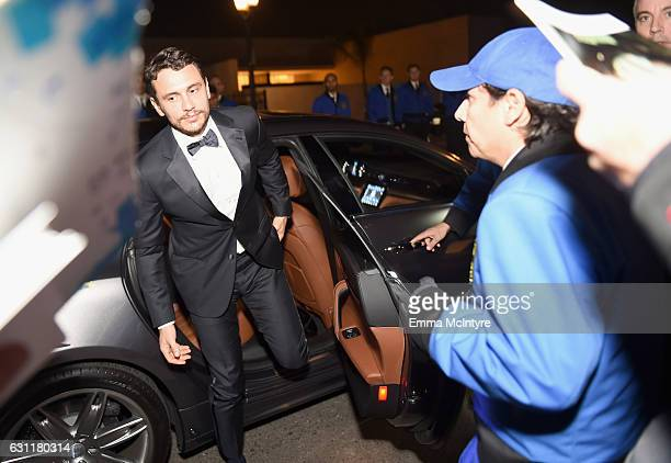 Actor James Franco attends The Art of Elysium presents Stevie Wonder's HEAVEN Celebrating the 10th Anniversary at Red Studios on January 7 2017 in...