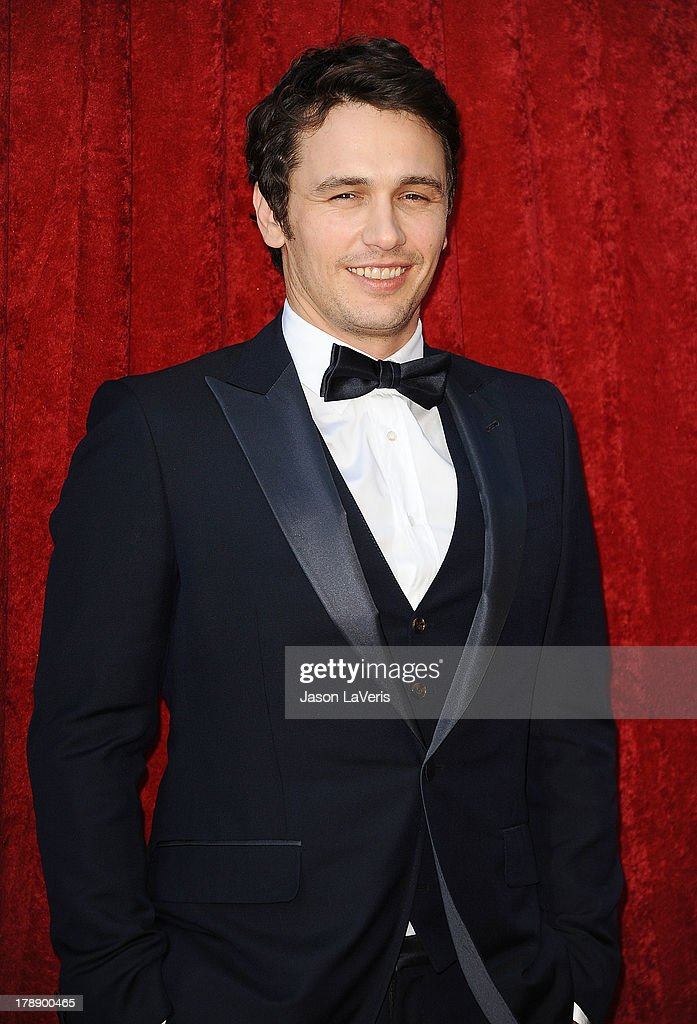 Actor James Franco attends the Comedy Central Roast of James Franco at Culver Studios on August 25, 2013 in Culver City, California.