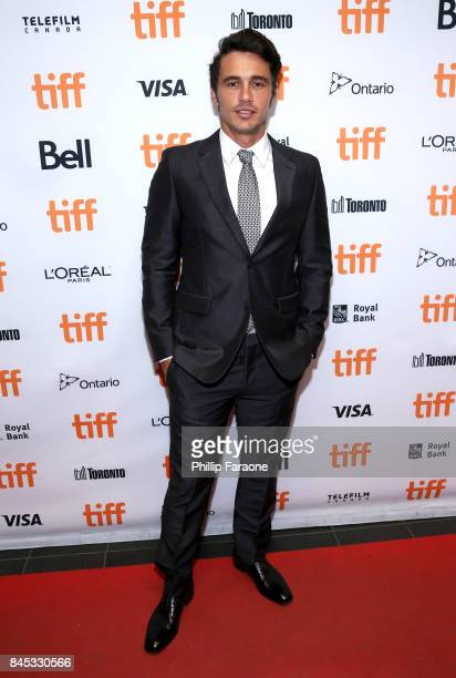 Actor James Franco attends 'The Deuce' and 'The Legend Of The Demon Cat' premieres during 2017 Toronto International Film Festival at TIFF Bell...
