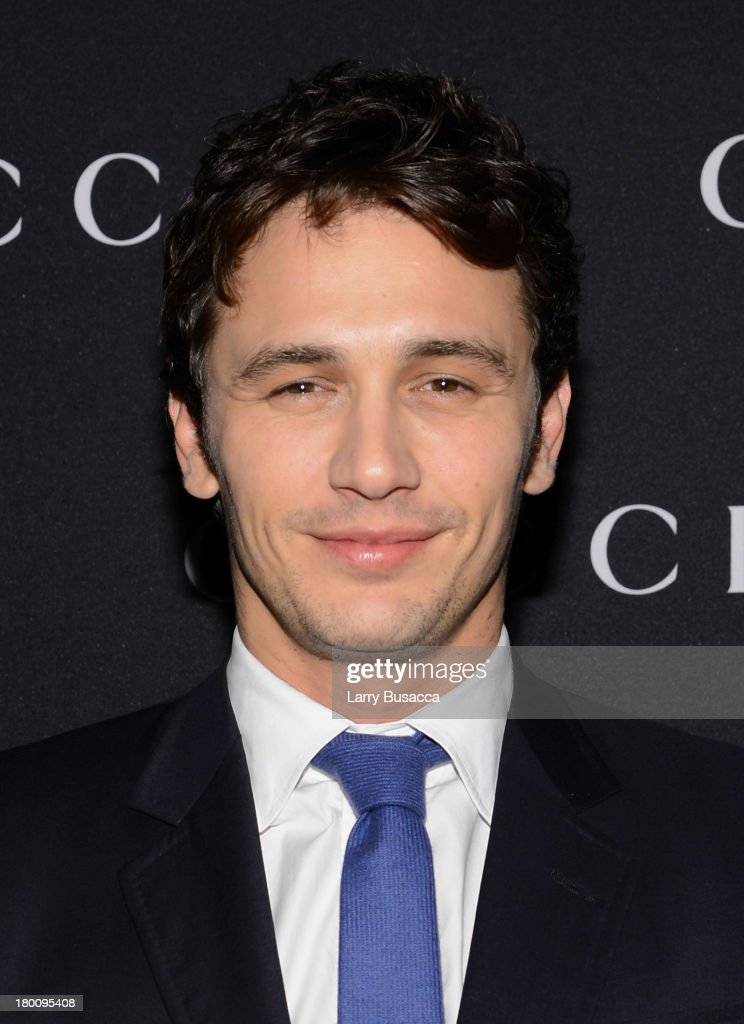 Actor <a gi-track='captionPersonalityLinkClicked' href=/galleries/search?phrase=James+Franco&family=editorial&specificpeople=577480 ng-click='$event.stopPropagation()'>James Franco</a> attends the Gucci Hosted Private Screening And Cocktail Party With <a gi-track='captionPersonalityLinkClicked' href=/galleries/search?phrase=James+Franco&family=editorial&specificpeople=577480 ng-click='$event.stopPropagation()'>James Franco</a> To Present 'The Director' during the 2013 Toronto International Film Festival held at Thompson Hotel Rooftop on September 8, 2013 in Toronto, Canada.