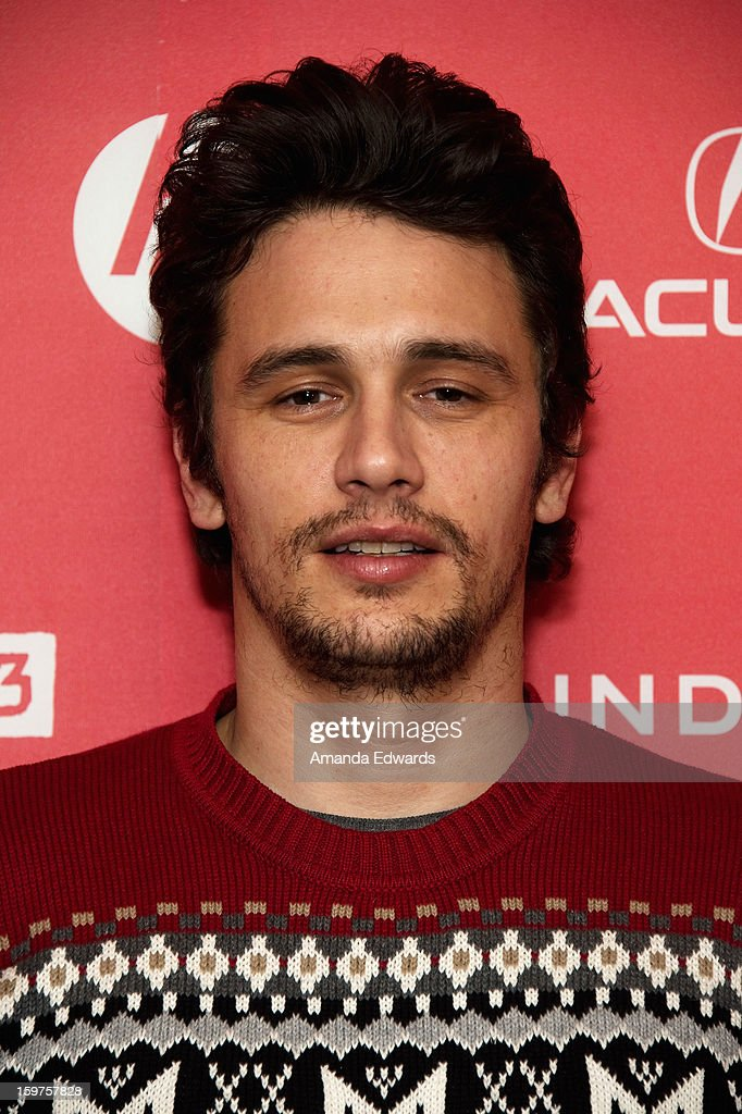 Actor <a gi-track='captionPersonalityLinkClicked' href=/galleries/search?phrase=James+Franco&family=editorial&specificpeople=577480 ng-click='$event.stopPropagation()'>James Franco</a> attends the 'Kink' premiere at Egyptian Theatre during the 2013 Sundance Film Festival on January 19, 2013 in Park City, Utah.