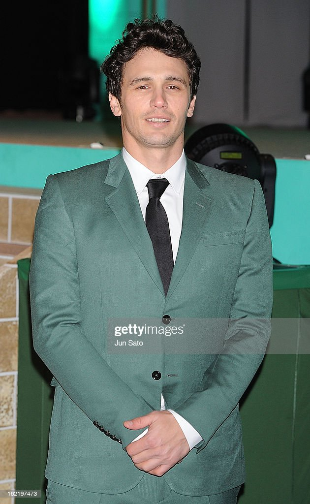 the Great and Powerful' Japan Premiere at Roppongi Hills on February 20, 2013 in Tokyo, Japan.