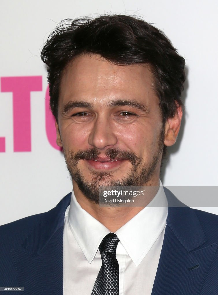 Actor James Franco attends the premiere of Tribeca Film's 'Palo Alto' at the Directors Guild of America on May 5, 2014 in Los Angeles, California.