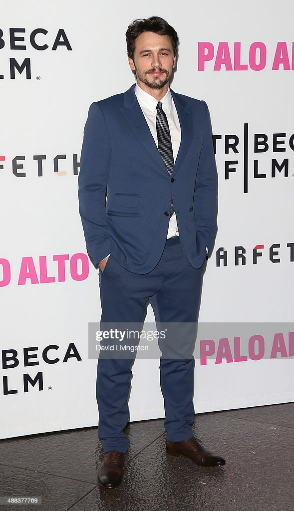 Actor <a gi-track='captionPersonalityLinkClicked' href=/galleries/search?phrase=James+Franco&family=editorial&specificpeople=577480 ng-click='$event.stopPropagation()'>James Franco</a> attends the premiere of Tribeca Film's 'Palo Alto' at the Directors Guild of America on May 5, 2014 in Los Angeles, California.