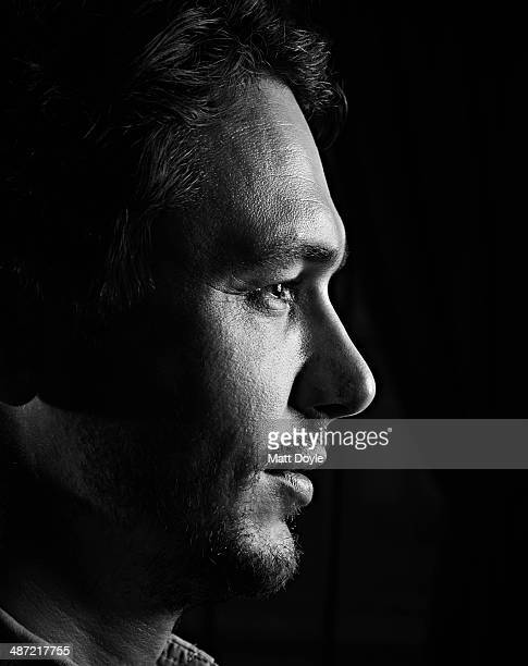Actor James Franco is photographed for Back Stage on March 7 2014 in New York City