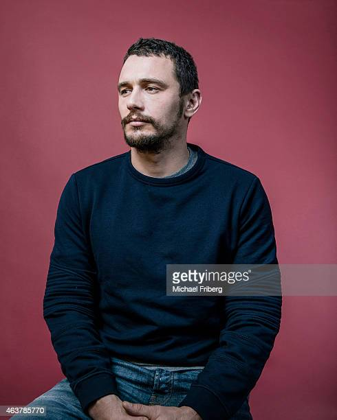 Actor James Franco is photographed for Variety on February 3 2015 in Park City Utah ON DOMESTIC EMBARGO UNTIL MAY 3 2015 ON INTERNATIONAL EMBARGO...