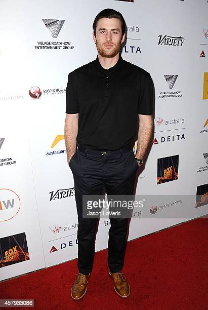 Actor James Frecheville attends the 3rd annual Australians in Film Awards benefit gala at Fairmont Miramar Hotel on October 26 2014 in Santa Monica...