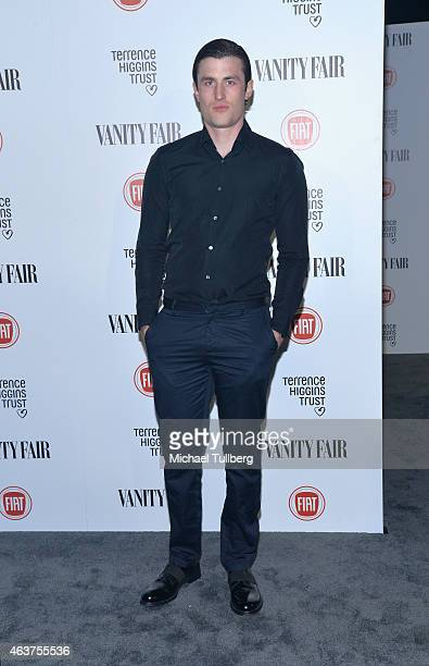 Actor James Frecheville attends the Vanity Fair And Fiat Toast To 'Young Hollywood' in support of the Terrence Higgins Trust at No Vacancy on...