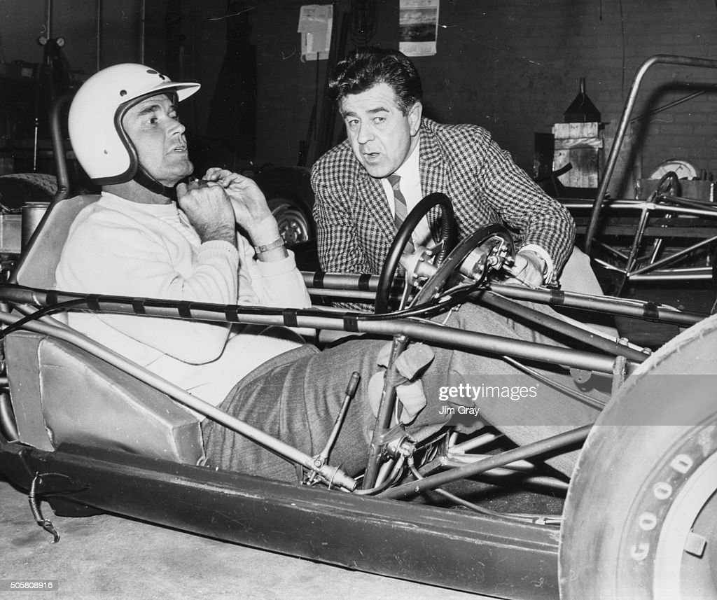 jim russell and james garner pictures getty images