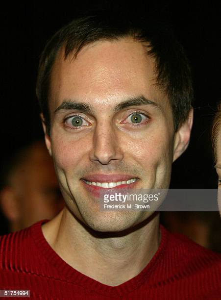 Actor James Haven arrives at the premiere of 'Alexander' at Grauman's Chinese Theater on November 16 2004 in Hollywood California