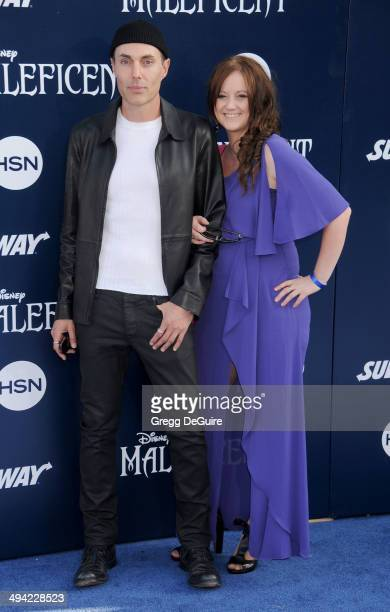 Actor James Haven arrives at the World Premiere Of Disney's 'Maleficent' at the El Capitan Theatre on May 28 2014 in Hollywood California