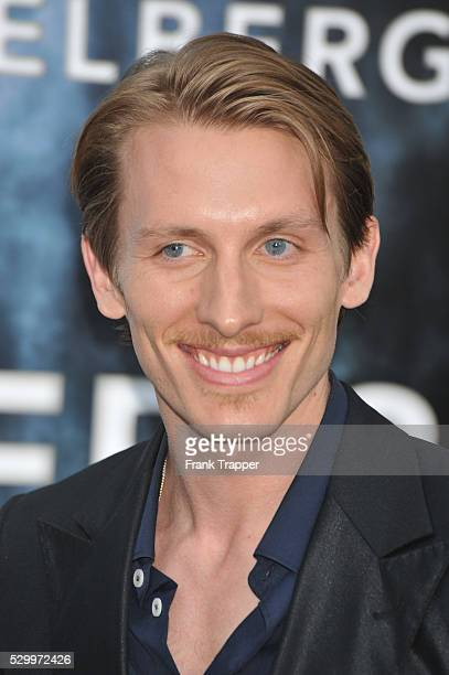 Actor James Hebert arrives at the Premiere of Paramount Pictures' 'Super 8' held at the Regency Village Theater in Westwood