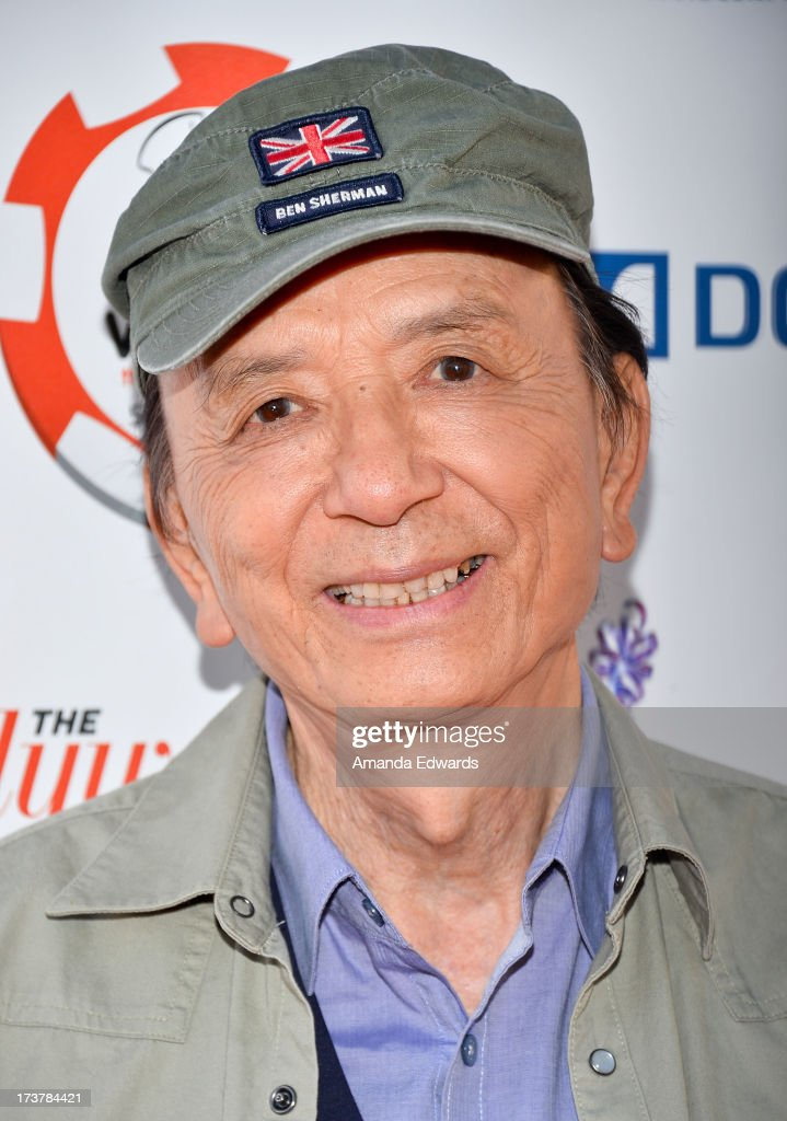 Actor James Hong arrives at The Children's Charity Of Southern California Texas Hold 'Em Poker Tournament hosted by Variety at Paramount Studios on...