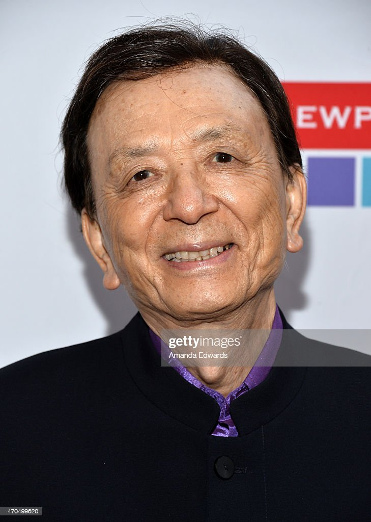 Actor James Hong arrives at the East West Players' Golden Anniversary Visionary Awards Dinner and Silent Auction at the Universal Hilton Hotel on...