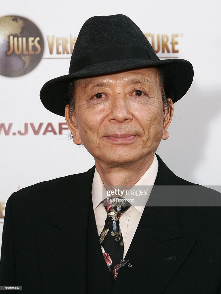 Actor James Hong attends Artistic Achievement Award To 'Blade Runner' at The Shrine Auditorium on December 9 2007 in Los Angeles California