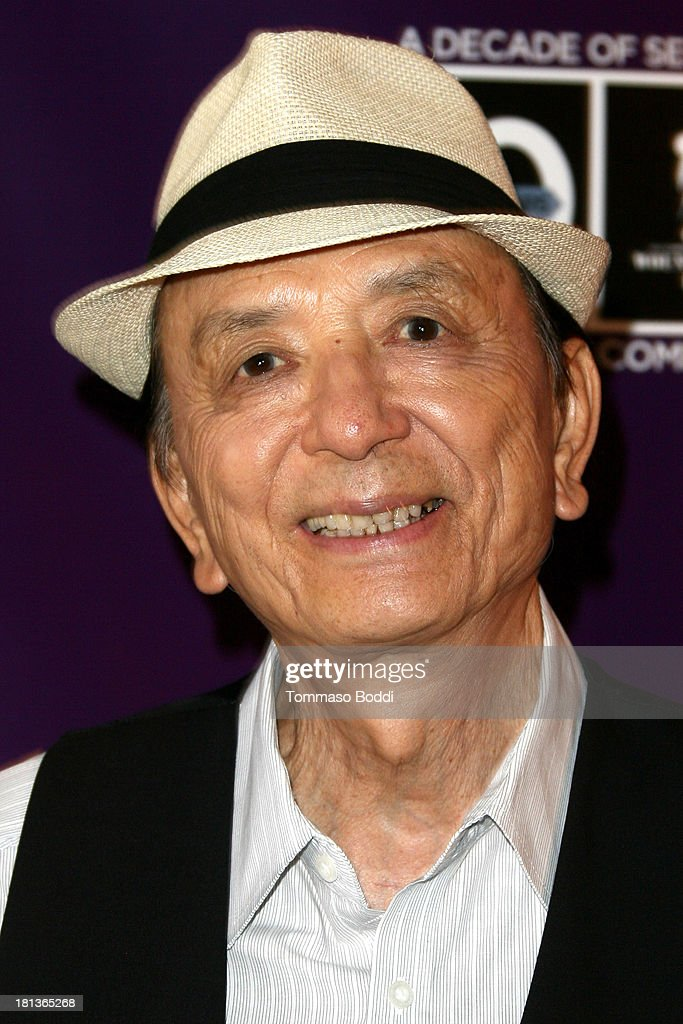 Actor James Hong attends the Wounded Warrior Project style and beauty charity event held at Avalon on September 20, 2013 in Hollywood, California.