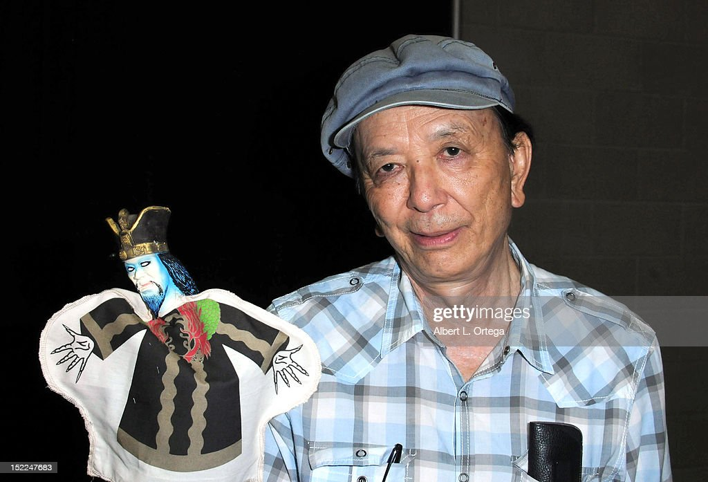 Actor James Hong participates in Stan Lee's Comickaze Expo 2nd Annual Pop Culture Convention Day 2 held at Los Angeles Convention Center on September...