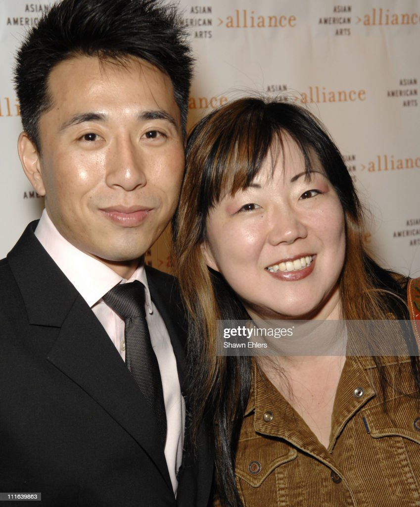 Actor James Kyson Lee and Comic Margaret Cho attend the 25th Anniversary Gala of the Asian American Arts Alliance on October 16 2007 at Tribeca...