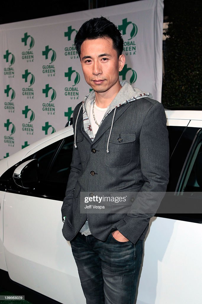 Actor James Kyson Lee arrives at Global Green USA's 9th Annual PreOscar Party Supporting Green Schools and Green Communities at Avalon on February 22...