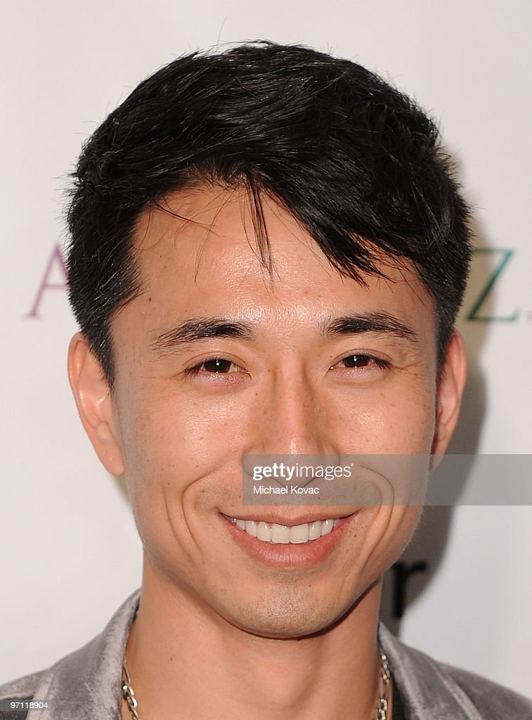 Actor James Kyson Lee arrives at the 'Get Lucky For Lupus' Fundraiser at Andaz Hotel on February 25 2010 in West Hollywood California
