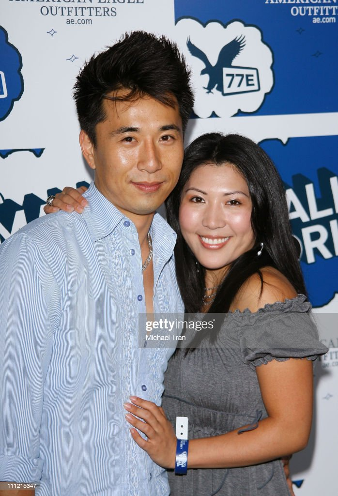 Actor James Kyson Lee arrives at the premiere of 'It's a Mall World' at the Cinerama Dome on July 31 2007 in Hollywood California