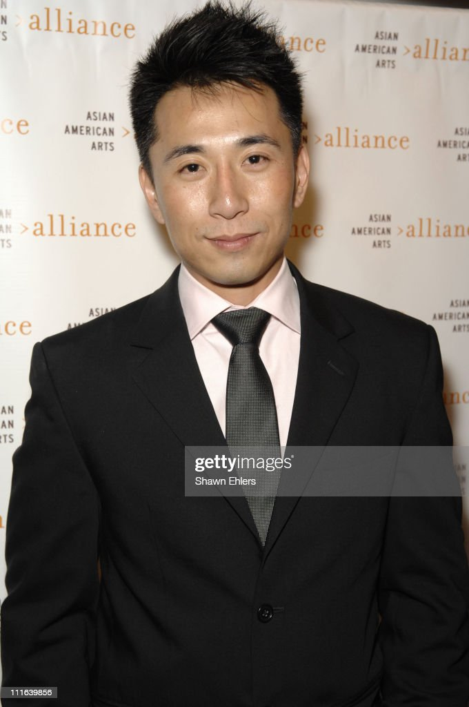 Actor James Kyson Lee attends 25th Anniversary Gala of the Asian American Arts Alliance on October 16 2007 at Tribeca Rooftop in New York City