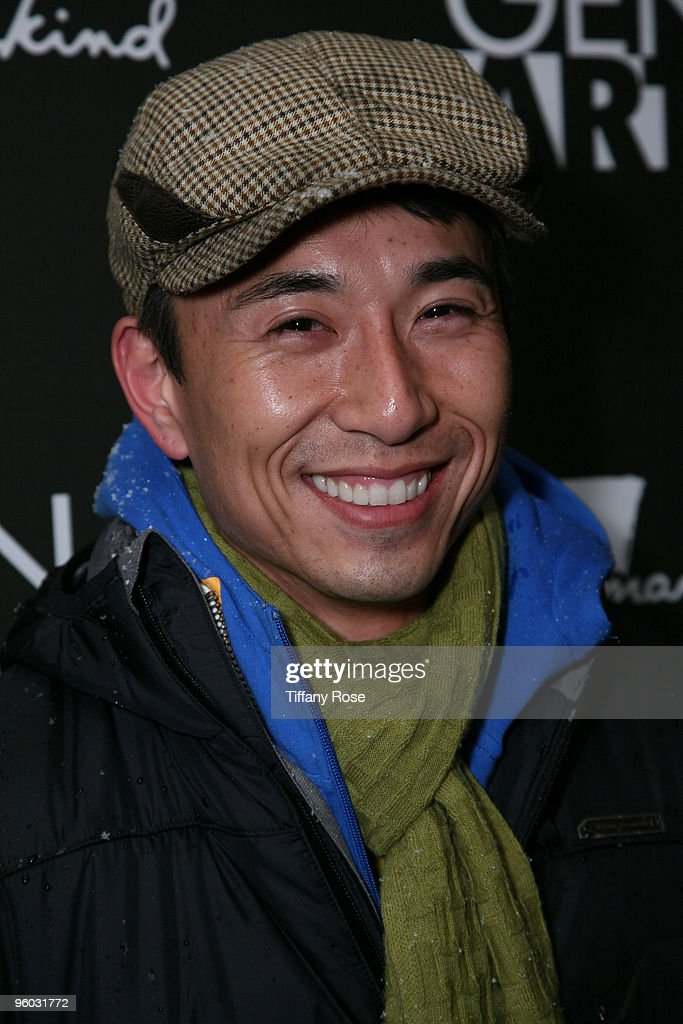 Actor James Kyson Lee attends GenArt 7 Fresh Faces in Film at the Sky Lodge on January 22 2010 in Park City Utah
