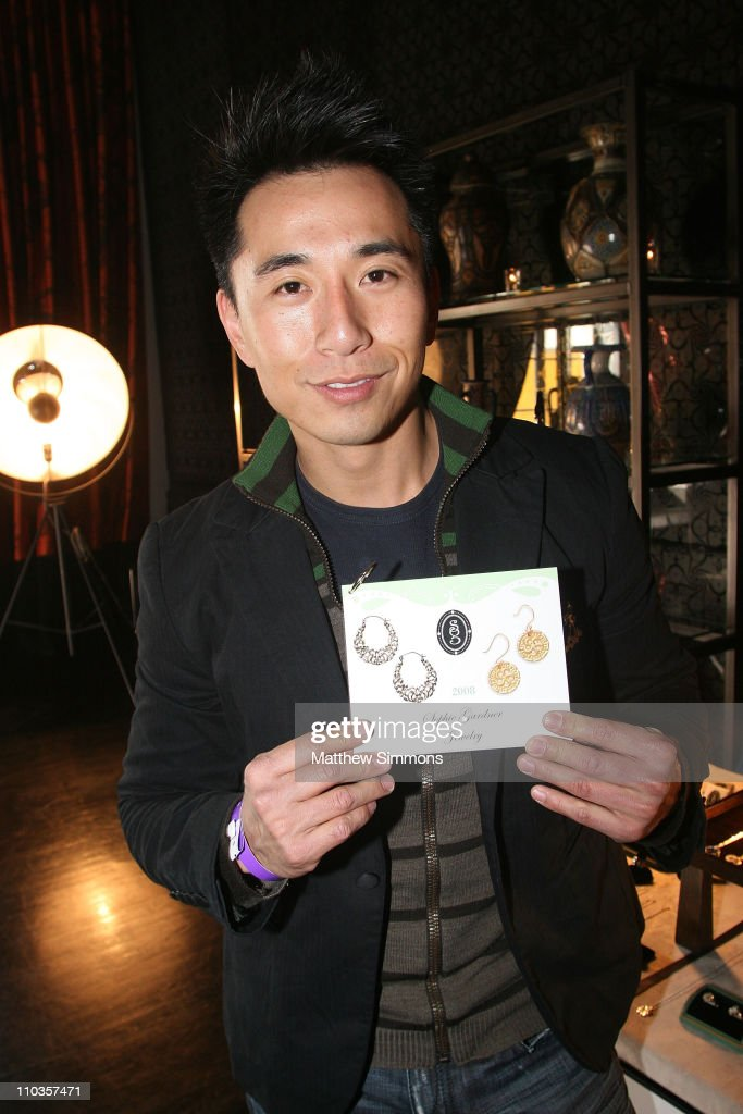 Actor James Kyson Lee attends the Kari Feinstein Winter Style Lounge at Social Hollywood on January 11 2008 in Hollywood Califonia