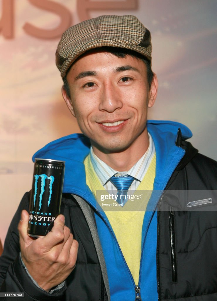 Actor James Kyson Lee attends the Smashbox Tweet House on January 23 2010 in Park City Utah