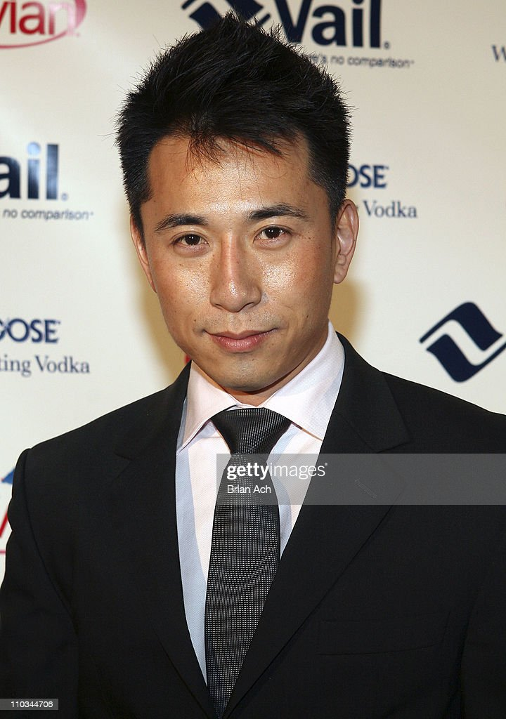 Actor James Kyson Lee of 'Heroes' at the 'Vail Hold'Em Poker Event for Your Cause' hosted by Mario Lopez on October 16 at The Altman Building in New...