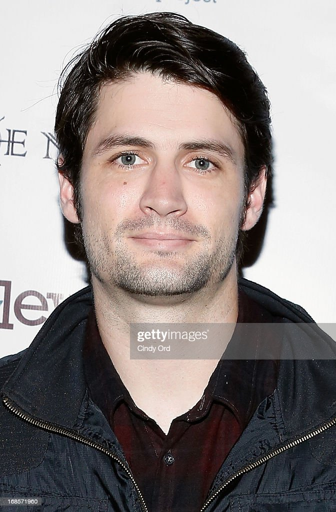 Actor <a gi-track='captionPersonalityLinkClicked' href=/galleries/search?phrase=James+Lafferty&family=editorial&specificpeople=214146 ng-click='$event.stopPropagation()'>James Lafferty</a> attends attends The Second Annual Olevolos Project Fundraiser at The General on May 11, 2013 in New York City.