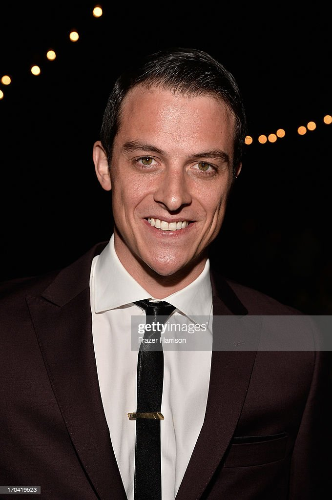 Actor James Mackay attends the Australians In Film and Heath Ledger Scholarship Host 5th Anniversary Benefit Dinner on June 12, 2013 in Los Angeles, California.