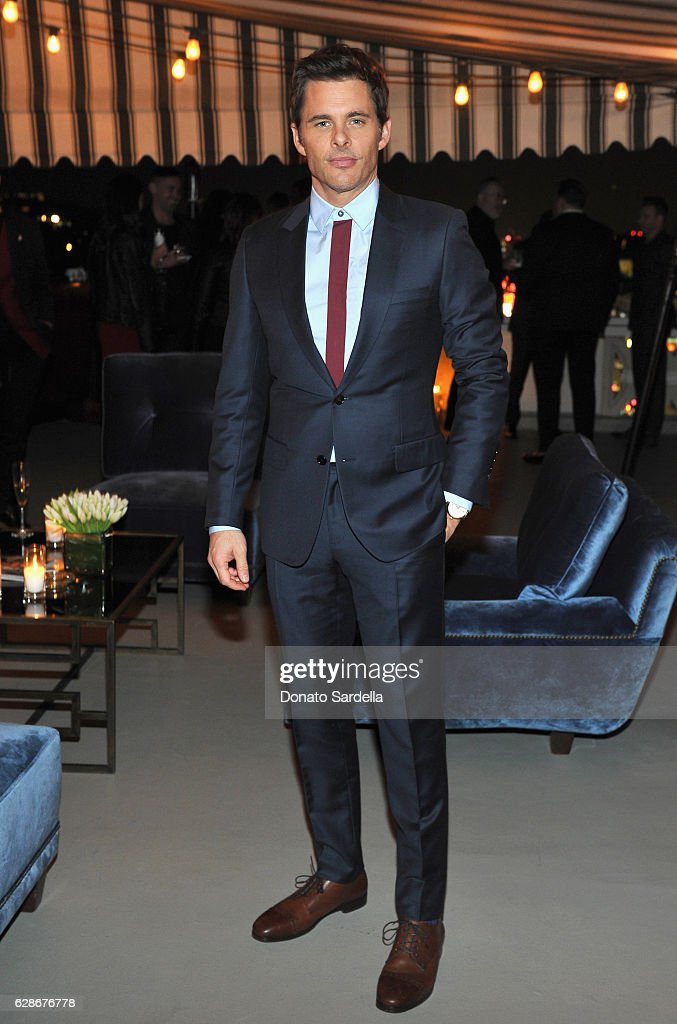 GQ and Dior Homme Host a Private Dinner in Celebration of the 2016 GQ Men of The Year party