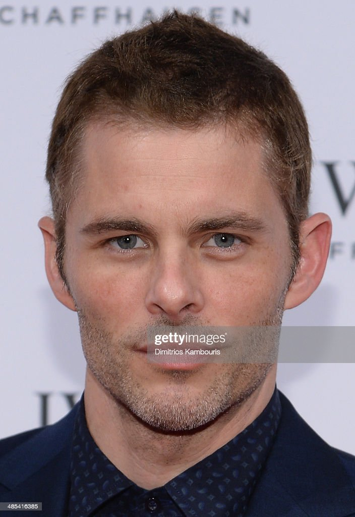 Actor <a gi-track='captionPersonalityLinkClicked' href=/galleries/search?phrase=James+Marsden&family=editorial&specificpeople=206902 ng-click='$event.stopPropagation()'>James Marsden</a> attends the 'For the Love of Cinema' dinner hosted by IWC Schaffhausen and Tribeca Film Festival at Urban Zen on April 17, 2014 in New York City.