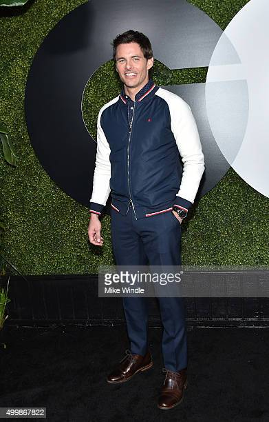Actor James Marsden attends the GQ 20th Anniversary Men Of The Year Party at Chateau Marmont on December 3 2015 in Los Angeles California
