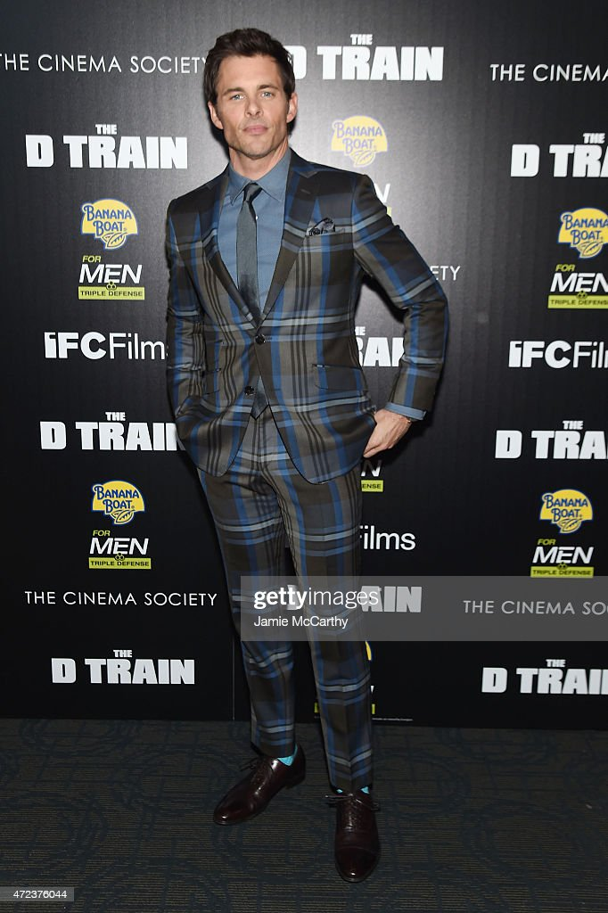 """The Cinema Society & Banana Boat Host The New York Premiere Of IFC Films' """"The D Train"""" - Arrivals"""