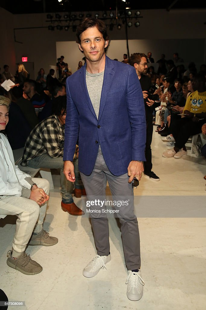 Todd Snyder - Front Row - New York Fashion Week: Men's S/S 2017
