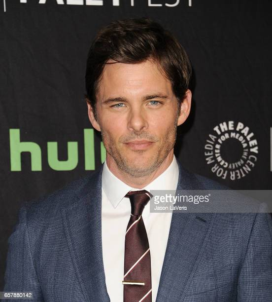 Actor James Marsden attends the 'Westworld' event at the Paley Center for Media's 34th annual PaleyFest at Dolby Theatre on March 25 2017 in...