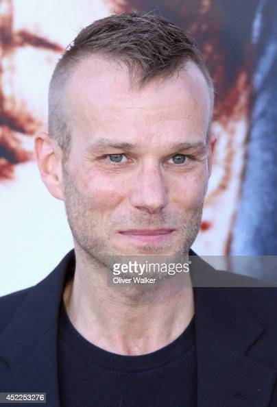 Actor James Marshall arrives at the 'Twin Peaks The Entire Mystery' Release Party at the Vista Theatre on July 16 2014 in Los Angeles California