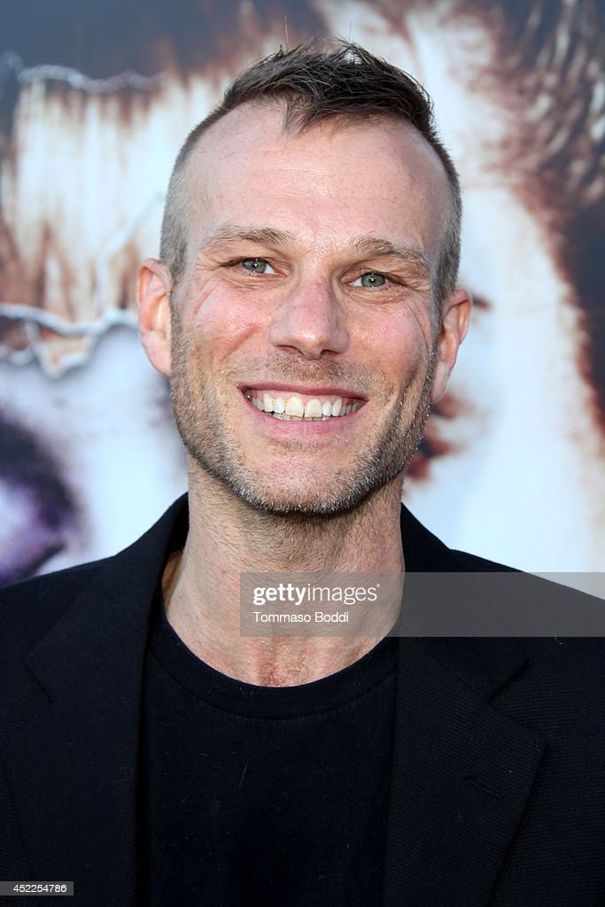 Actor James Marshall attends the 'Twin Peaks The Entire Mystery' BluRay/DVD release party and screening held at the Vista Theatre on July 16 2014 in...